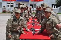 HÜSEYIN TOPUZ - Batman'da 25 Engelli Temsili Askerlik Yaptı