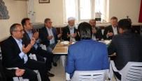 AYTUĞ ATICI - CHP Heyetinden Şehit Arslan'ın Ailesine Taziye Ziyareti