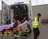 Çorum'da Torun Görme Kavgası Açıklaması 4 Yaralı