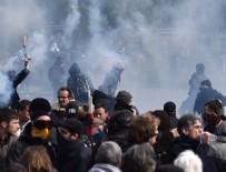 İZİNSİZ YÜRÜYÜŞ - Fransa'da gösteriler sürüyor