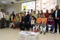 ÇAM SAKıZı - Gümüşhaneli Öğrencilerden Güvenlik Güçlerine Yüzlerce Mektup