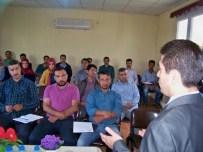 MUSTAFA PALA - Hassa'da 'Girişimcilik' Kursu Açıldı