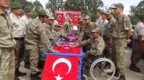 Hatay'da 102 Engelli Çakı Gibi Asker Oldu
