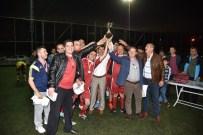 ABDULLAH YıLMAZ - Kartepe Belediye Liginin Şampiyonu Zabıta