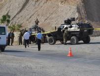 Kırklareli'de askeri araç devrildi: 1 şehit