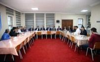 MUSTAFA NECATİ - Muşlu Öğrenciler, Selim Temurci'yi Ağırladı