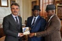 SIERRA LEONE - Samsun'a Sierra Leone'den Kardeş Şehir Geliyor