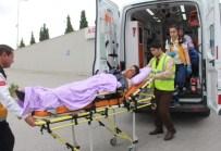 KAYINBİRADER - Torun Görme Kavgasında Kan Aktı Açıklaması 4 Yaralı