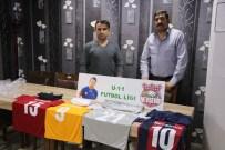 MUSTAFA AVCı - U-11 Minikler Futbol Şenliğinin Bu Yıl Ki Adı 'Battal Uğurlu' Ligi Olacak