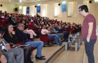 STAND-UP - Ünlü Stand-Up Sanatçısı Zakoğlu Bandırma'da