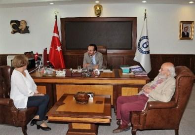 ADÜ'de 'Türk Sinemasında Yeşilçam'ın Önemi Konuşuldu