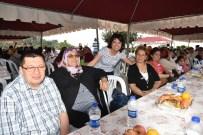 CIKCILLI - Alanya'da Engelliler Piknikte Buluştu