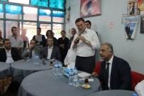 LÜTFÜ SAVAŞ - Başkan Savaş, Samandağ Halkıyla Bir Araya Geldi