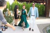 BERGÜZAR KOREL - Kenan İmirzalıoğlu Ve Sinem Kobal'ın Düğünü Başladı