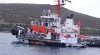 Miadını Dolduran Sahil Güvenlik Botu Törenle Batırıldı