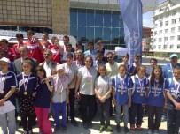ESENDERE - Namağlup Esendere Ortaokulu Türkiye Şampiyonluğu Yolunda