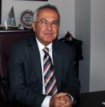 SAHTE BAL - Şahin, Merkez Birlik Başkanı Seçildi