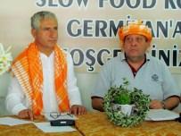 ZEYTIN DALı - Germiyan'da Slow Food Şöleni