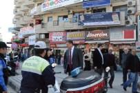 TRAFİK EĞİTİMİ - Kuşadası Polisinden Trafik Kazaları İçin Uyarı