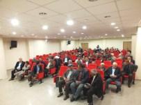 MUSA ANTER - Malazgirt Belediyesi Halk Toplantısı Yaptı