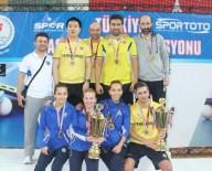 FATİH KARACA - Masa Tenisi Süper Ligi'nde Şampiyon Fenerbahçe
