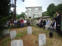 Milli Gençlik Vakfı Genel Başkanı Demirtürk, Mezarı Başında Anıldı