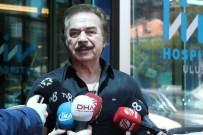 SİNAN ÖZEN - Oya Aydoğan'ın acı haberi üzerine ünlüler hastaneye gelmeye devam ediyor
