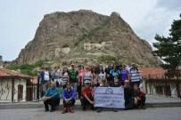 KARAHISAR - Afdos Üyeleri Tarihi Mekanları Gezdi