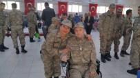 İŞİTME CİHAZI - Avusturya Yetiş Bacım Derneğinden Bozüyük Engelliler Derneğine Ziyaret Ve Destek