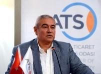TÜRKIYE EKONOMI POLITIKALARı ARAŞTıRMA VAKFı - Başkan Çetin Açıklaması 'Kemer'de Ticaret Yüzde 90 Düştü'