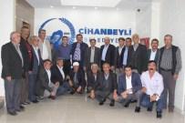 CELEP - Başkan Kale'ye Vatandaşlardan Teşekkür Ziyareti