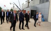 Başkan Karaosmanoğlu, Hidrolik Fabrikasını Ziyaret Etti