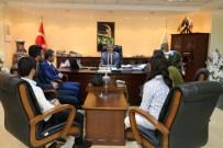 Başkan Şirin, Turgutlulu Gençleri Ağırladı