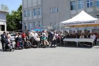 BAYRAMPAŞA DEVLET HASTANESİ - Bayrampaşa Devlet Hastanesinde Engelliler Etkinliği