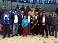 İSMAIL KARA - Beyşehir'de TEK Kurşun Atış Müsabakaları Sona Erdi