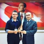 CAİZ - Bilecikli Genç, Türkiye Öğrenci Meclisi Başdanışmanı Ve Türkiye Öğrenci Meclisi Genel Sekreterliği'ne Seçildi