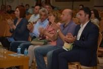 MEHMET TURGUT - Büyükşehir, Çevre Ve Sağlık Kongresi'ne Katıldı