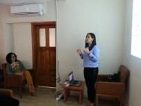 ÖFKE KONTROLÜ - Efeler Belediyesi Kadınları Bilgilendirdi