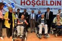 ANKARA KENT KONSEYİ - Engellilere Akülü Araç Dağıtıldı