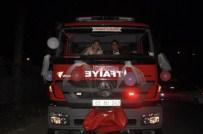 MÜSTAKBEL - İtfaiye Eri, İtfaiye Aracını Gelin Arabası Yaptı