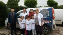 Kartepe Bilgi Evi Öğrencileri, Hemşire Ablalarını Ziyaret Etti