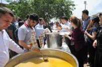 ARTUKLU ÜNIVERSITESI - Mardin'de Bulgur Festivali Düzenlendi