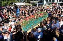 KEREM ALıŞıK - Oya Aydoğan son yolculuğuna çiçeklerle uğurlandı