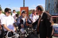 CANER YıLDıZ - Sağlıklı Yaşam İçin Pedal Çevirdiler