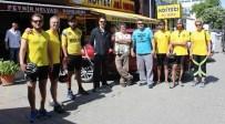Şehitler Anısına İstanbul'dan Çanakkale'ye Bisikletli Yolculuk