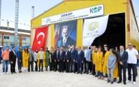 JEOLOJİ MÜHENDİSLERİ ODASI - Sükop Süstaşı Projesi Eğitim Ve Uygulama Atölyesi Açıldı