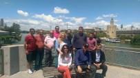 ENGELLİ PERSONEL - 12 Öğretmen İspanya'ya Gitti