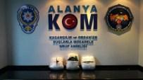 TOSMUR - 6 Kilo Esrarla Yakalanan Kadın Tutuklandı