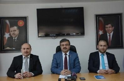 AK Parti Afyonkarahisar Haftalık Olağan Basın Toplantısı