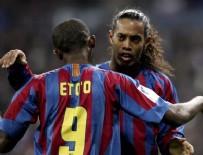 RONALDİNHO - Antalyaspor, Ronaldinho ile prensipte anlaştı iddiası